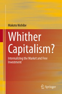 Cover Whither Capitalism?