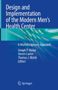 Cover Design and Implementation of the Modern Men's Health Center