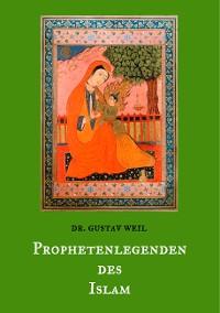 Cover Prophetenlegenden des Islam