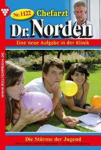 Cover Chefarzt Dr. Norden 1122 – Arztroman