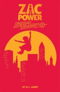 Cover Zac Power Mega Mission #2