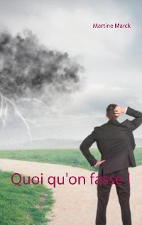Cover Quoi qu'on fasse !