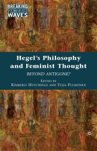 Cover Hegel's Philosophy and Feminist Thought