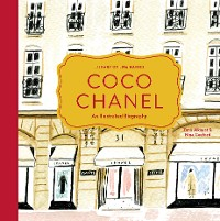 Cover Library of Luminaries: Coco Chanel