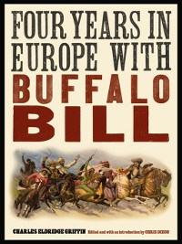 Cover Four Years in Europe with Buffalo Bill