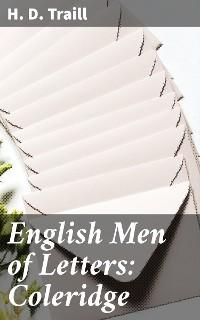 Cover English Men of Letters: Coleridge