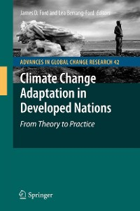 Cover Climate Change Adaptation in Developed Nations
