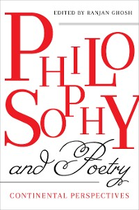 Cover Philosophy and Poetry