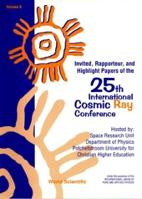 Cover 25th International Cosmic Ray Conference, Vol 8