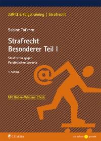 Cover Strafrecht Besonderer Teil I