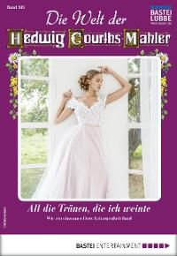 Cover Die Welt der Hedwig Courths-Mahler 505 - Liebesroman