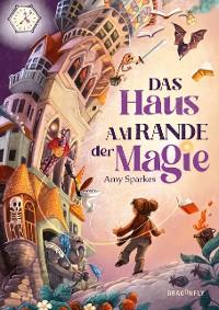 Cover Das Haus am Rande der Magie