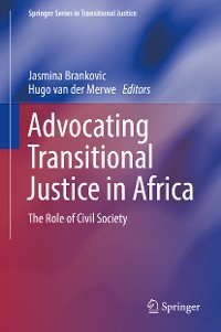 Cover Advocating Transitional Justice in Africa