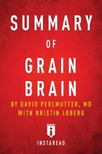 Cover Summary of Grain Brain