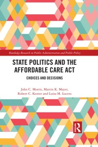 Cover State Politics and the Affordable Care Act