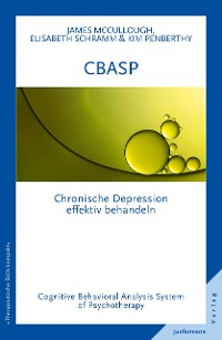 Cover CBASP - Cognitive Behavioral Analysis System of Psychotherapy