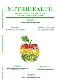 Cover NutriHealth - Settembre 2018