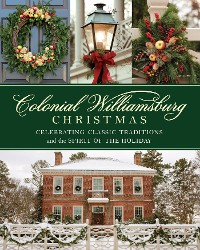 Cover Colonial Williamsburg Christmas