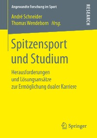 Cover Spitzensport und Studium