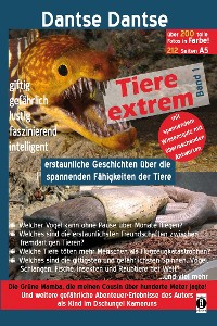 Cover Tiere extrem Band 1