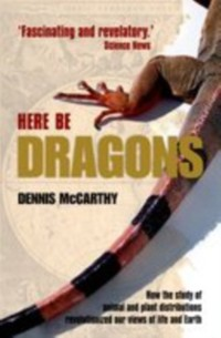 Cover Here Be Dragons