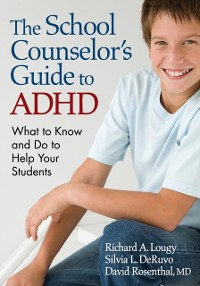 Cover School Counselor's Guide to ADHD