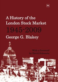 Cover History of the London Stock Market 1945-2009
