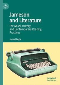 Cover Jameson and Literature