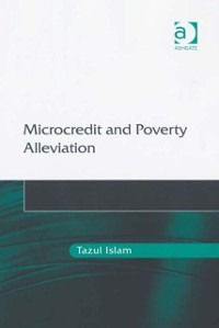 Cover Microcredit and Poverty Alleviation