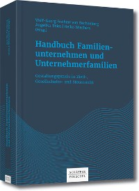 Cover Handbuch Familienunternehmen und Unternehmerfamilien