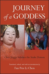 Cover Journey of a Goddess