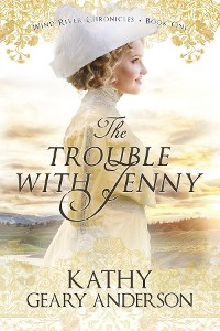 Cover The Trouble with Jenny