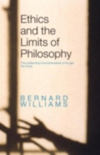 Cover Ethics and the Limits of Philosophy