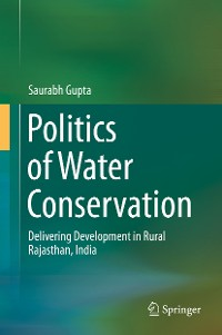 Cover Politics of Water Conservation