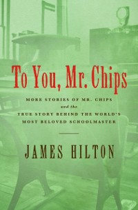 Cover To You Mr. Chips