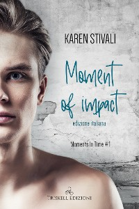 Cover Moment of impact