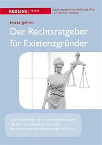 Cover Der Rechtsratgeber für Existenzgründer