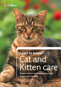 Cover Cat and Kitten Care