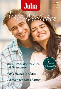 Cover Julia Ärzte zum Verlieben Band 158
