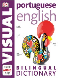 Cover Portuguese-English Bilingual Visual Dictionary