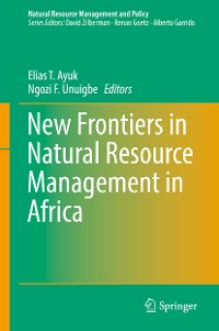 Cover New Frontiers in Natural Resources Management in Africa