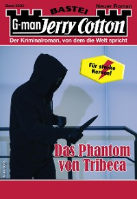 Cover Jerry Cotton 3302 - Krimi-Serie