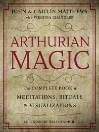 Cover Arthurian Magic