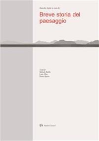 Cover Breve storia del paesaggio