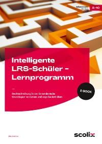 Cover Intelligente LRS-Schüler - Lernprogramm BÜ