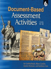 Cover Document-Based Assessment Activities Grades K–12