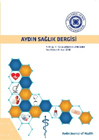 Cover Aydin Journal of Health