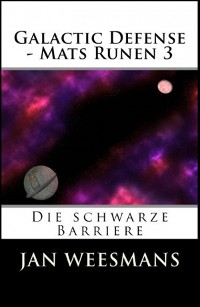 Cover Galactic Defense - Mats Runen 3
