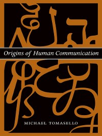 Cover Origins of Human Communication