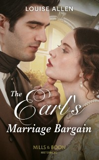 Cover Earl's Marriage Bargain (Mills & Boon Historical) (Liberated Ladies, Book 2)